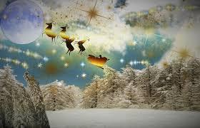 Volantino Sicuro Renne Babbo Natale