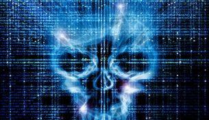 Attacco Hacker numero volantini necessari