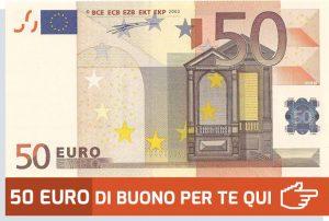 buono 50 euro