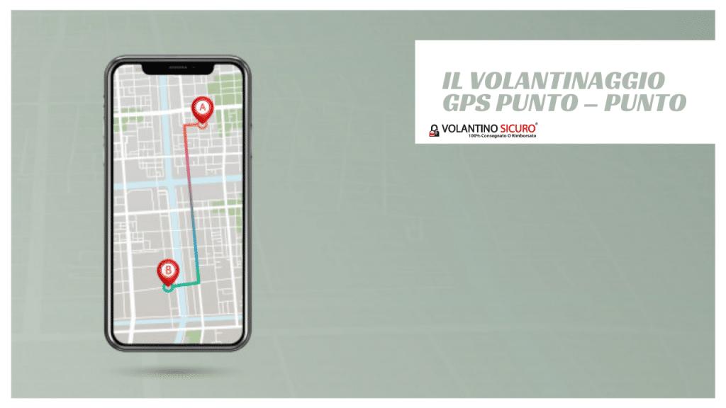 Il volantinaggio GPS punto – punto