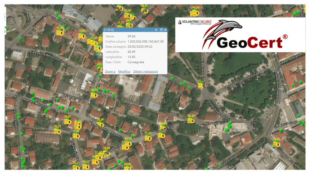 geocert consegna certificata univoca 1