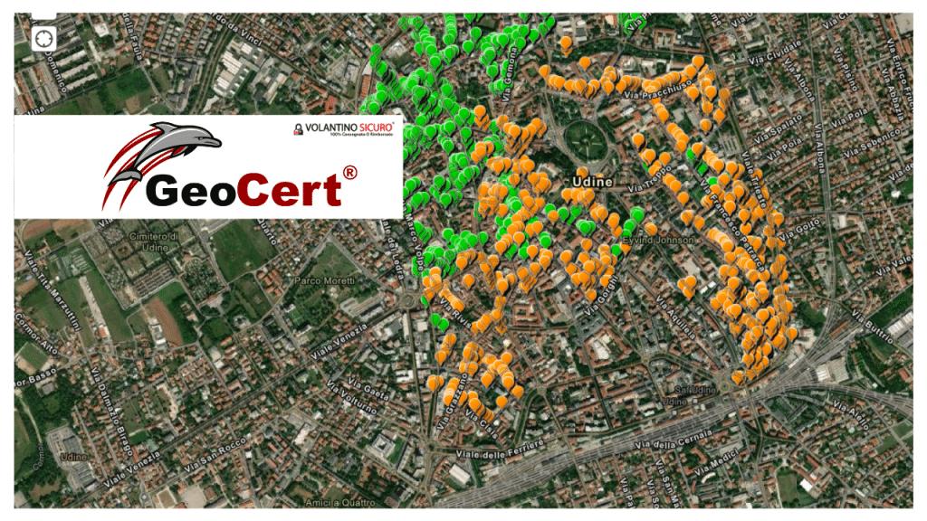 volantinaggio geocert consegna certificata univoca 3