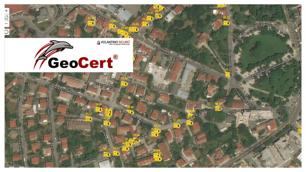 volantinaggio geocert consegna certificata univoca 4