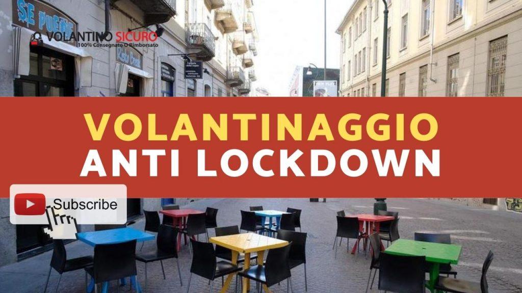 VOLANTINAGGIO anti lockdown 2