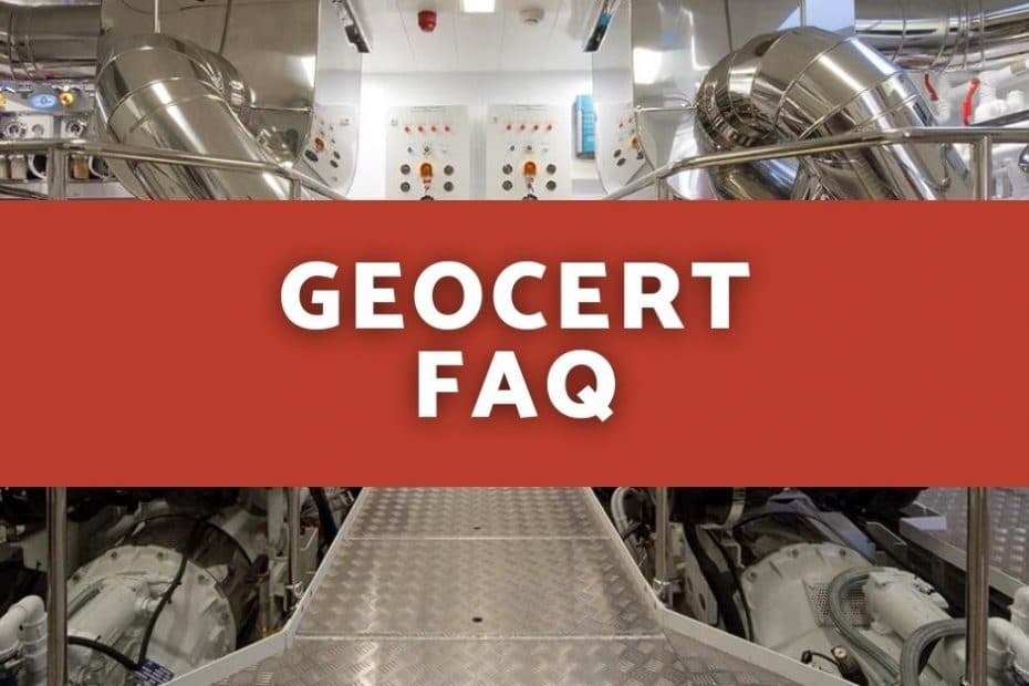 geocert faq